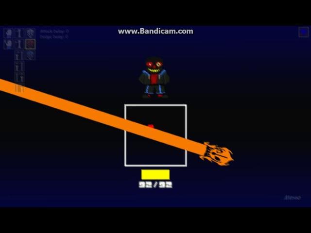 Санс симулятор с нубом