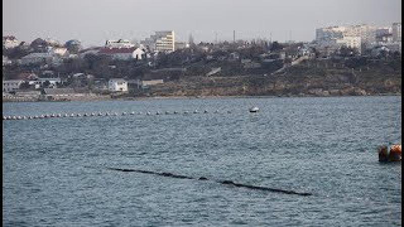 В Севастополской бухте всплыл Газопровод Новости Смотреть все