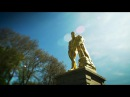 Witness a Colossal Hercules Statue Turn to Gold