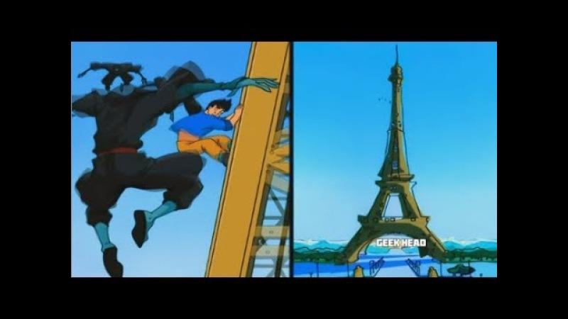 Приключения Джеки Чана (VHS Video)