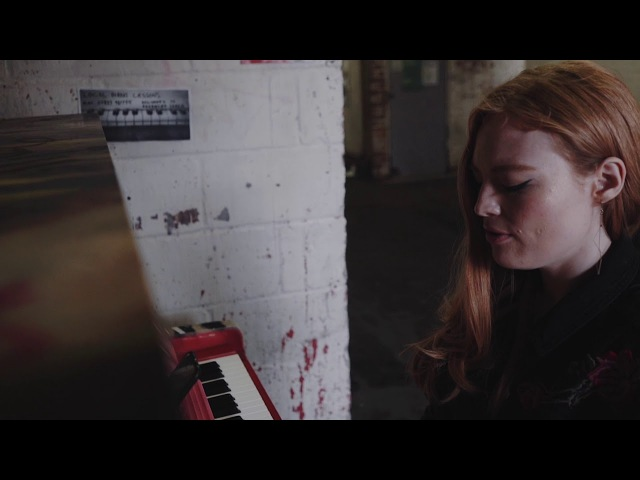 Freya Ridings - Holy Water (Live At Herne Hill Station, London)