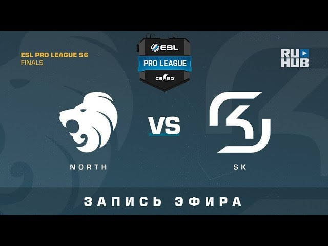 North vs SK - ESL Pro League Finals - de_overpass [ceh9, CrystalMay]