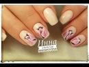 🌺 ВЕСЕННИЙ дизайн гель лак FIORE 🌺 ТЮЛЬПАН на ногтях 🌺 ЦВЕТЫ на ногтях 🌺 Дизайн ногтей гель лаком 🌺