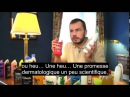 B2 Reportage avec sous-titres - learn french - Les gels douches
