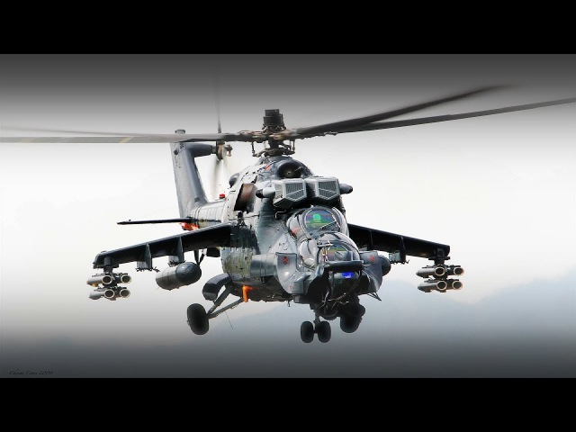 Russian Best Attack Helicopters MI-24, MI-28 KA-52 Helicopter Live Fire Training