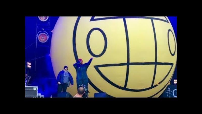 ГРИБЫ - Улицы пиарят нас ( новый трек, live), 29.07.2017, Пикник Афишы