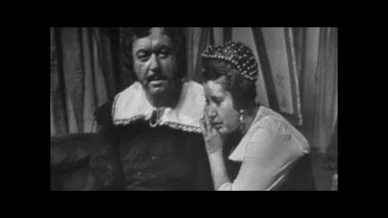 Рембрандт 1963 фильм спектакль В главной роли Ефим Копелян