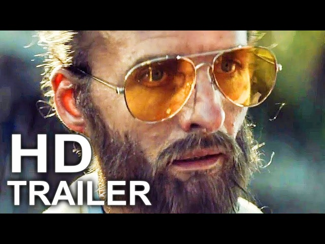 FAR CRY 5 Live Action Trailer NEW (2018)