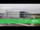 Altivar Process, a natural choice for Greater Paris' Seine Aval Wastewater Treatment Plant