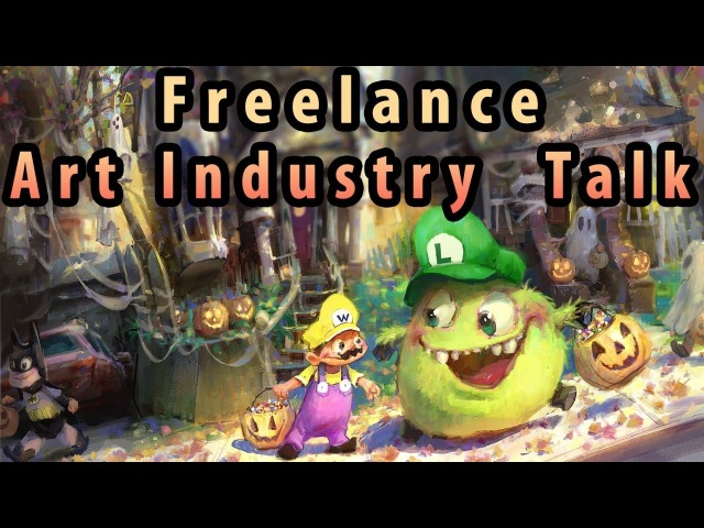 Freelance Art Tips and How I Failed with a Hollywood Director - Art Industry Talk