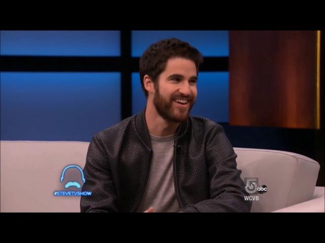 Darren Criss on Steve TV (03-15-18)