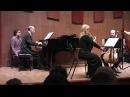 Михаил Симаков А было ли движение для скрипки виолончели и фортепиано соч 2003 г