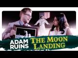 Крайне полезно видео для тех умников, которые до сих про считают, что американцы никогда не были на Луне.