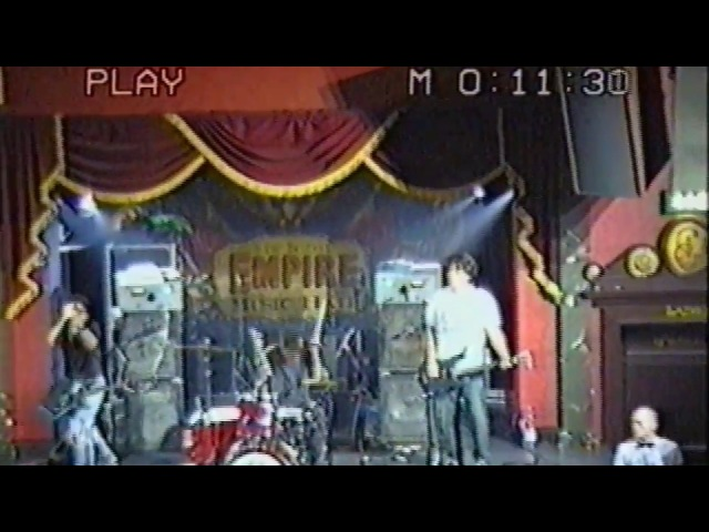 Shellac Jackbeast Live at The Empire, Belfast 1998