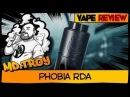 PHOBIA RDA by VANDY VAPE | Offspring от Алекса