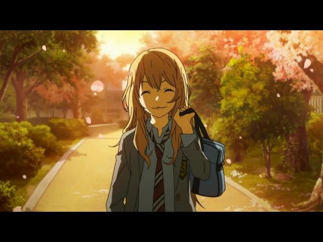 Wacci - Kirameki (OST. Shigatsu Wa Kimi No Uso) [AMV]
