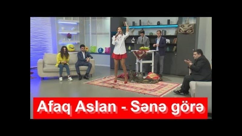 Afaq Aslan - Sənə görə (Remix)