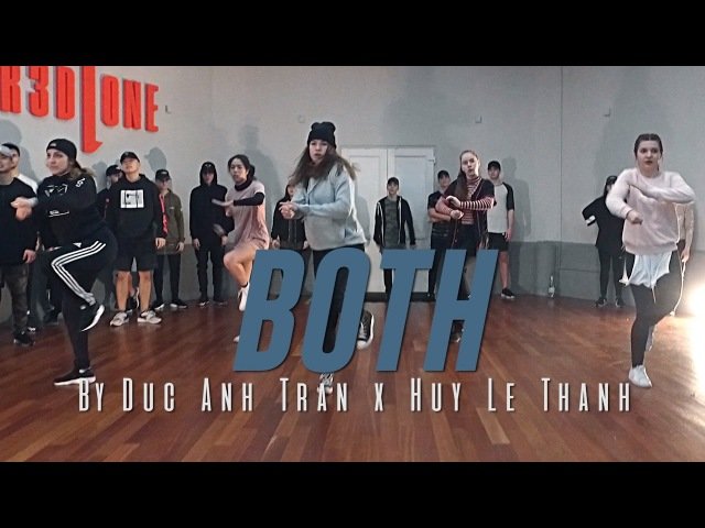 Gucci Mane ft. Drake BOTH Choreography by Duc Anh Tran x Le Thanh Huy
