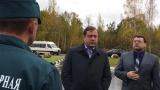 Островский в пожарной части #Смоленск