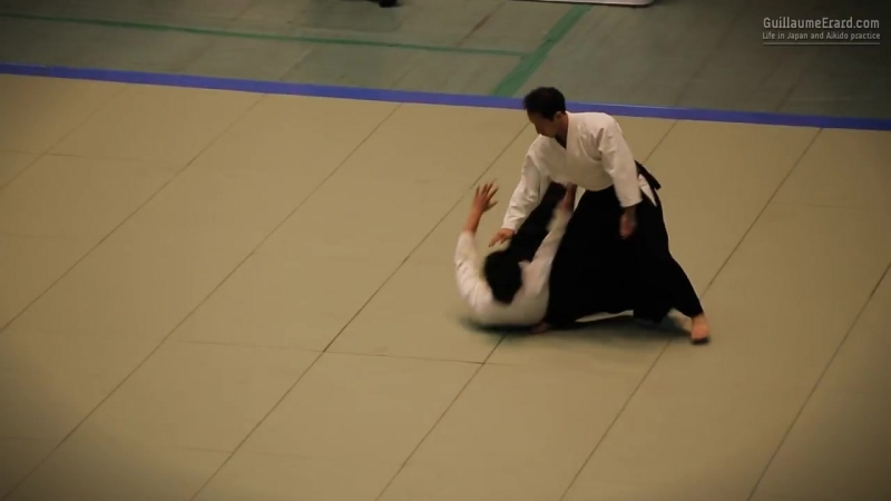 Katsurada Eiji Shihan 53rd All Japan Aikido Demonstration 2015