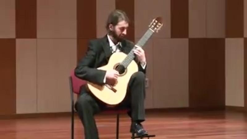 Fundación Alirio Díaz и Pepe Payá в Conservatorio De Elda