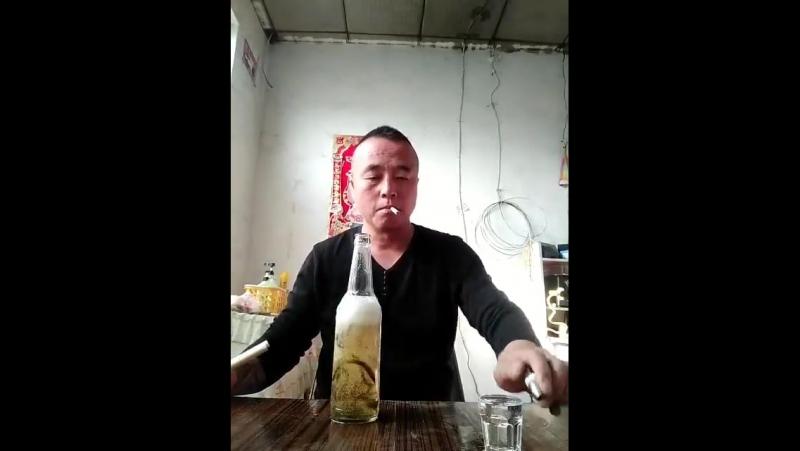 как пьют в азии