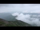Гора Облачная Приморский край. 1864 м.