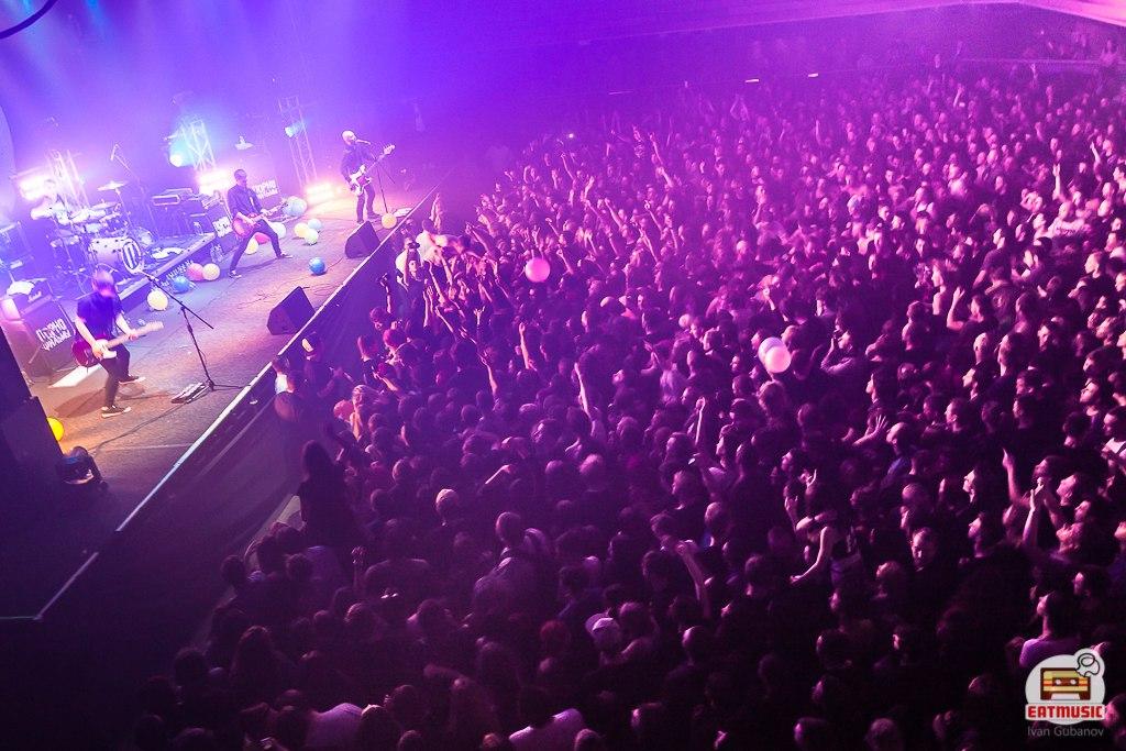 Концерт группы «Порнофильмы»: презентация альбома «В диапазоне между отчаянием и надеждой» Иван Губанов