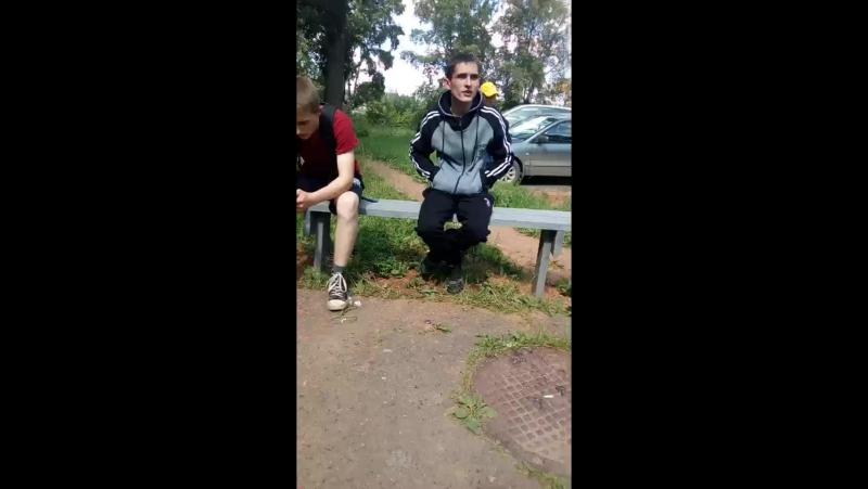Колян Пархомов - Live