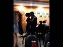 Белый танец с папой на выпускном