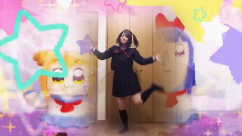 【CHEL】エイサイハラマスコイ踊ってみた【ポプテピピックボブネミミッミ】 sm32905458