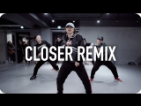 1Million dance studio Closer - The Chainsmokers (T-Mass Remix) [Drum Cover] / Sori Na Choreography