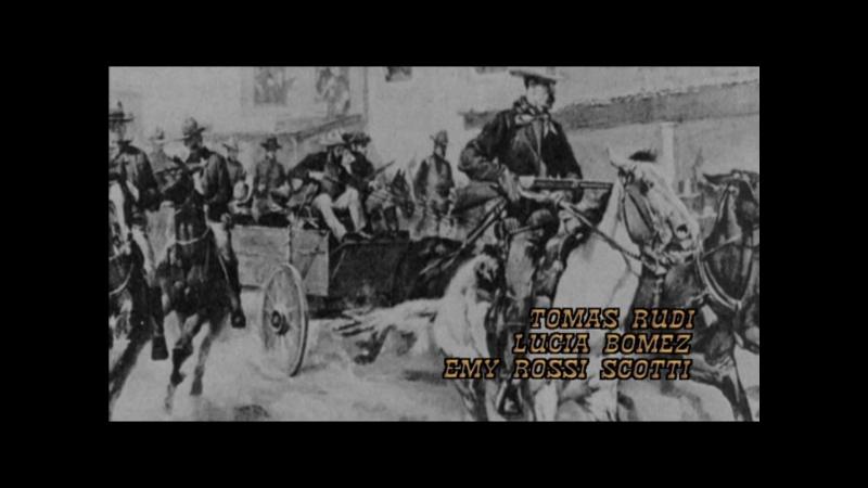Django il bastardo (1969) title sequence