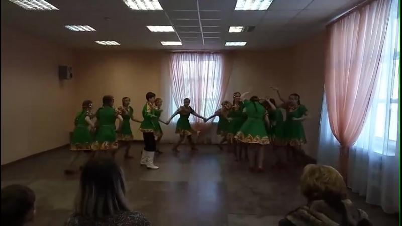 танец Даши