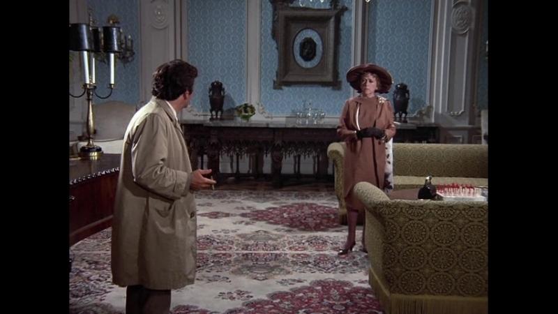 Коломбо 1 сезон 7 серия На грани нервного срыва (Леди ждет) 1971 (Lady In Waiting)