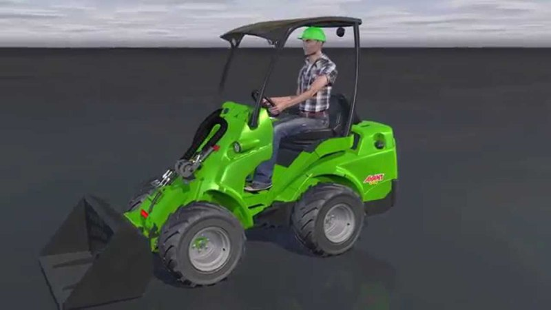 Avant Loader vs Skid steer Loader