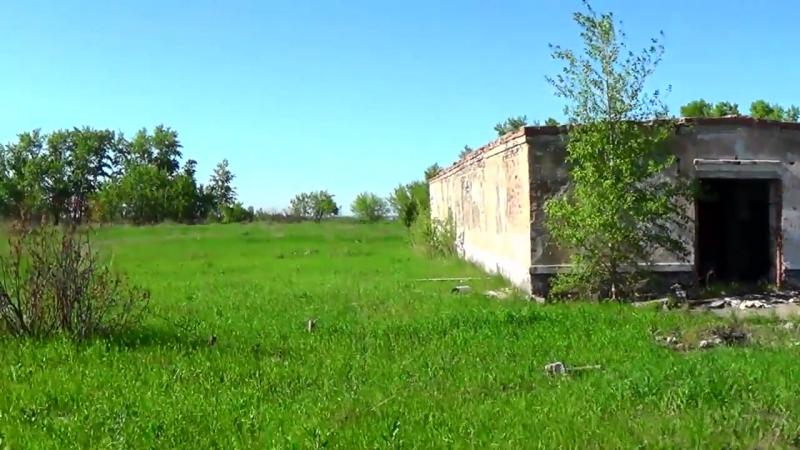 Запретные места Сибири, Армейские склады, Взлетная полоса, наследие СССР, сталк с Доджем