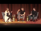 29 ноября 2017 - Q&ampA with Jeremy Renner &amp Elizabeth olsen about Windriver