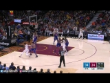 LeBron James  Kevin Love Full Highlights vs Knicks.
