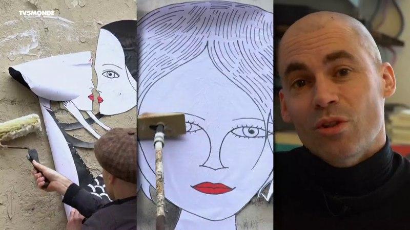 Intégrale versionfrançaise du 27/01/18 : L'artiste urbain, Fred Le Chevalier...