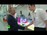 До и после: школьники поделились впечатлениями от «Недетского разговора» с Путиным