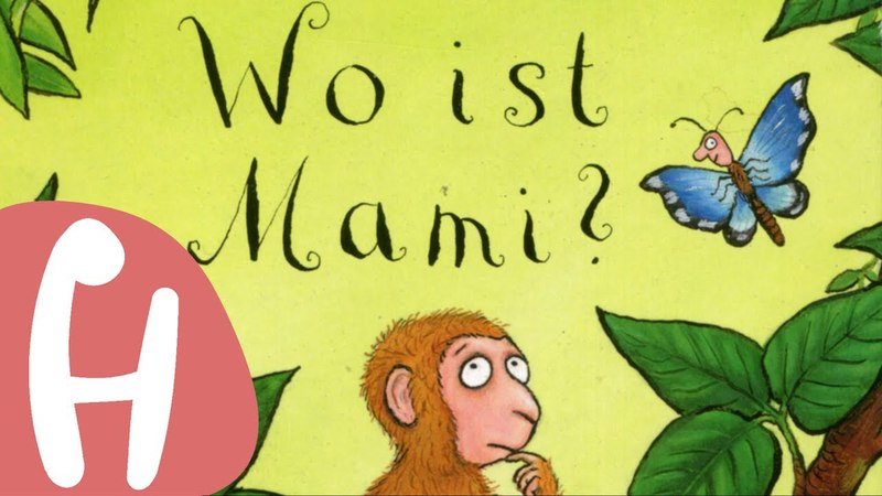 HAPU liest: Wo ist Mami?