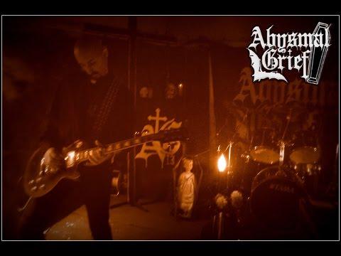 ABYSMAL GRIEF (Ita) live in Noceto (PR) 2014.08.30