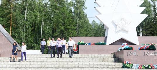 Делегация областного Заксобрания посетила Усть-Илимск