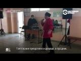 Как рассказывали о выборах в России и на Западе
