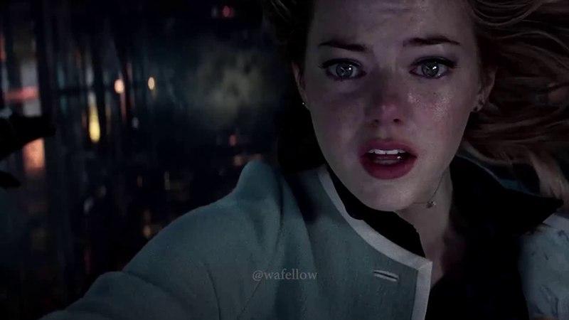 Spider-Man Gwen Stacy Death - Shooting Star Meme