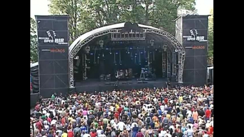 Manfred Manns Earth Band -Heitere Open Air - Live in Zofingen,Switzerland 2005