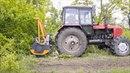 мульчер TMC CANCELA TFS-180 трактор Беларус МТЗ-1221 120 л.с.