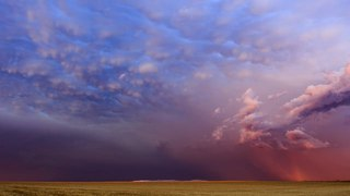 Beautiful South Dakota StormLapse 4k