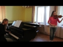 Король и Шут - Кукла Колдуна (Кавер на скрипке и пианино)